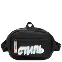 Heron Preston Ctnmb Waist Bag Black