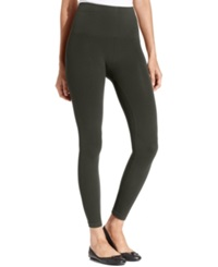 Star Power By Spanx Wide Waistband Tout And About Shaping Leggings