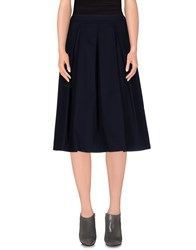 Patrizia Pepe Skirts 3 4 Length Skirts Women Black