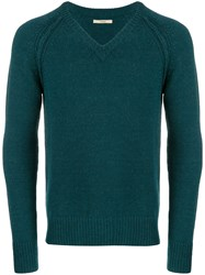 Nuur Knit Sweater Green