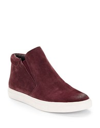 Kenneth Cole Kalvin Suede Sneakers Brown