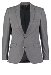 Selected Homme Shdone Suit Jacket Medium Grey Melange Light Grey