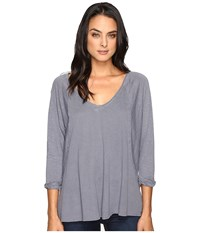 Lamade Kris Top Pewter Women's Clothing