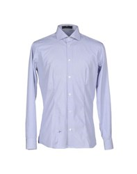 I.D.I.B. Shirts Shirts Men Blue