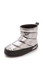 Marc By Marc Jacobs Galaxy Moon Booties Silver