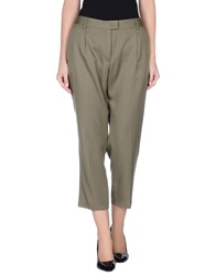 Maliparmi Casual Pants Military Green