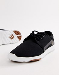 Etnies Scout Trainers In Black