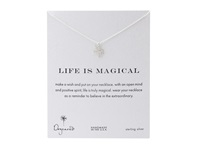 Dogeared Life Is Magial Unicorn Reminder Necklace Sterling Silver Necklace