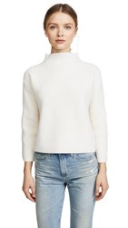 Ayr The Snow Ball Sweater Ivory