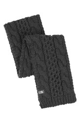 The North Face Women's 'Minna' Cable Knit Scarf