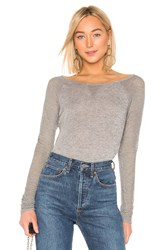 Bailey 44 Skeleton Crew Sweater Gray