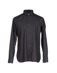 Giampaolo Shirts Black