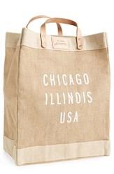 Apolis City Market Tote