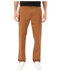 Quiksilver Everyday Chino Bear Men's Clothing Brown