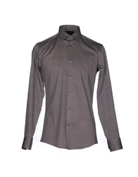 Guess By Marciano Shirts Dark Blue