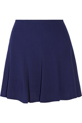 Sandro Juliette Textured Crepe Mini Skirt