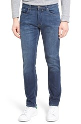 Paige Men's Big And Tall Normandie Transcend Straight Leg Jeans Leo