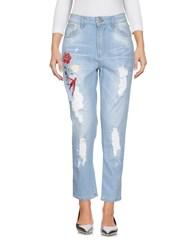 Miss Miss By Valentina Jeans Blue