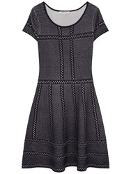 Gerard Darel Ivy Dress Navy