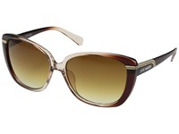 Steve Madden Faith Tortoise Fashion Sunglasses Brown