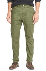 White Mountaineering 'Military C53n' Pants Khaki Green