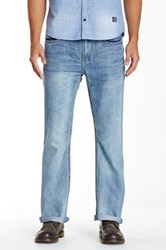 7 For All Mankind Big Stitch Bootcut Jean 30 34 Inseam Blue