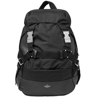 Valentino Technical Backpack Black