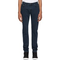 Burberry Indigo Slim Fit Jeans