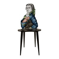 Fornasetti Don Giovanni Chair Coloured
