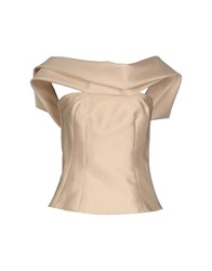 Io Couture Tops Pink