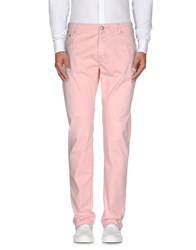 Jacob Cohen Jacob Coh N Trousers Casual Trousers Men Pink
