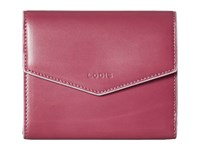 Lodis Audrey Lana French Purse Beet Iced Violet Wallet Handbags Pink