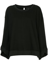 Taylor Settlement Jumper Black