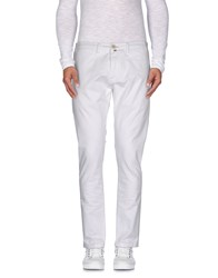 Cantarelli Trousers Casual Trousers Men White