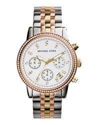 Michael Kors Wrist Watches Silver