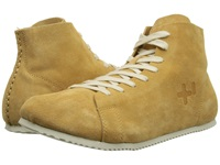 Otz Pilgrim High Top Mustard Men's Shoes Yellow