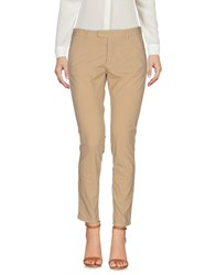 .. Merci Casual Pants Khaki