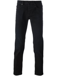 Pence Slim Fit Jeans Black