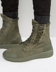 G Star Cargo High Trainers Green