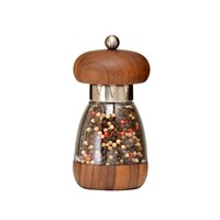 William Bounds Mushroom Pepper Mill Walnut