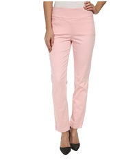 Miraclebody Jeans Judy Pull On Ankle Pant Blush Women's Casual Pants Pink