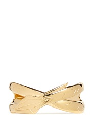Philippe Audibert 'Serpent' Cutout Bracelet Metallic