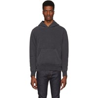 Remi Relief Black Special Finish Hoodie