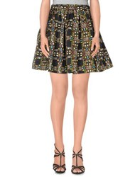 Marco Bologna Skirts Mini Skirts Women Black