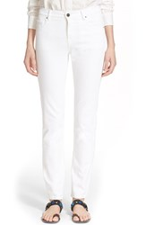 Women's Tomas Maier Skinny Stretch Denim Jeans