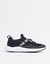 The North Face Surge Pelham Sneaker In Black
