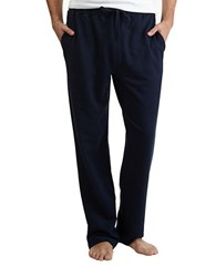 Nautica French Terry Lounge Pants Navy