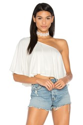 Rachel Pally Remi Top White