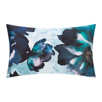 Karl Lagerfeld Saskia Pillowcase Set Of 2 Indigo