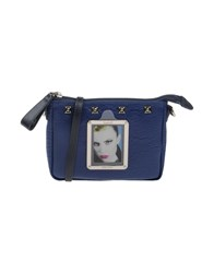 Piero Guidi Handbags Blue
